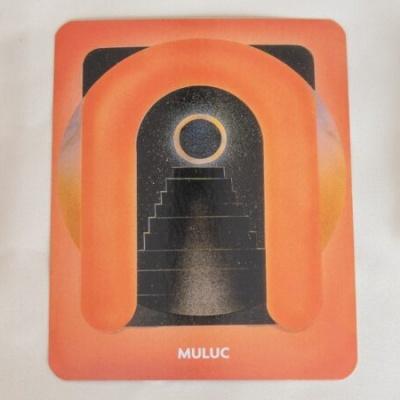 マヤ暦 太陽の紋章 赤い月 400x400