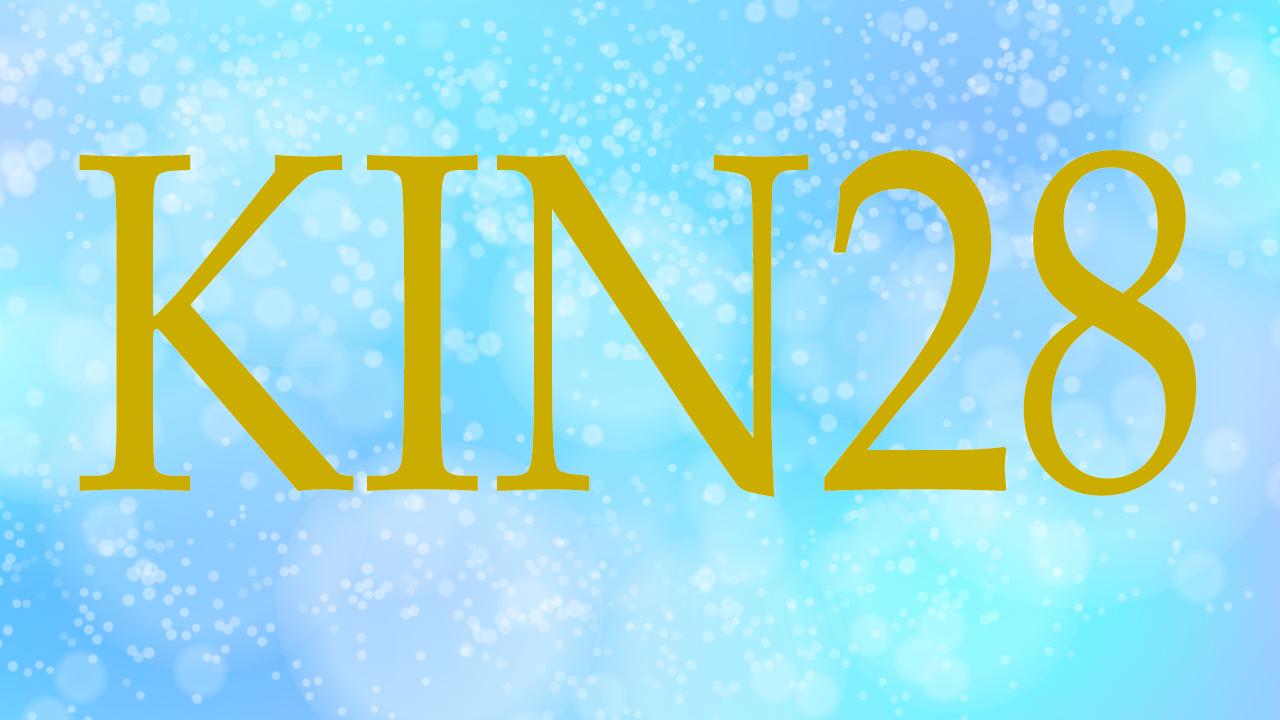 KIN28のエネルギー・有名人|黄色い星×青い手×音2